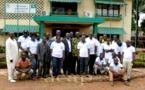 Ouverture à Bangui des travaux de la première assemblée générale de l'association des journalistes sportifs
