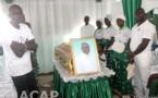 L'église Kimbangu de Centrafrique rend hommage à son défunt fondateur Ayoumbi Bokali