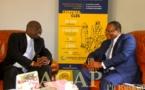 Le ministre Félix Moloua s'entretient avec le président de la BDEAC