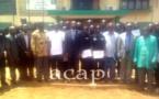 Clôture à Bangui de l'atelier de formation des arbitres de la FIFA