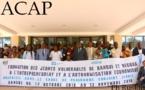 Ouverture à Bangui d'un atelier de formation des Jeunes vulnérables à l'entreprenariat