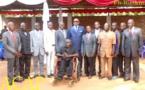 Réception en l'honneur des cadres du ministère de la Communication en fin de carrière