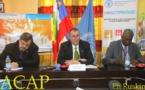 Le Représentant de la FAO Jean-Alexandre Scaglia s'explique sur le thème de la Journée mondiale de l'alimentation célébrée dans le monde