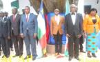 Célébration à Bangui du 50ème anniversaire de l'Indépendance de la Guinée Equatoriale