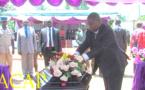 Le Président Faustin-Archange Touadéra élève au grade de Grand Officier Silvère Simplice Ngarso