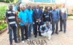 Le Fond des Nations Unies pour la Population organise à Bangui un café de Presse