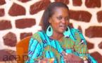La Présidente Léa Mokodopo annonce l'élection de miss Centrafrique 2018 en décembre prochain