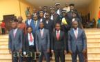 Cinq inspecteurs de l'Agence Nationale de Radioprotection prêtent serment à Bangui