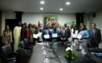 Clôture à Rabat de l'atelier de formation sur le journalisme en région