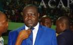 Edouard-Patrice Ngaïssona, ancien ministre de la Jeunesse et des Sports et ancien coordinateur des milices anti-Balaka