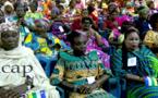 Ouverture à Bangui de la première conférence des femmes leaders de Centrafrique