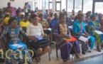 Ouverture à Bangui d'un atelier de formation des femmes rurales sur l'entreprenariat