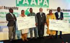 Le Grand prix de la FAAPA décerné à Rabat à un journaliste sénégalais et une photographe burkinabè