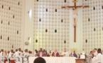 Clôture de la première session de la conférence épiscopale de Centrafrique (CECA)
