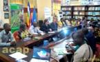 Le Représentant de la FAO, Jean-Alexandre Scaglia présente ses vœux à la presse
