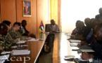 « Pas de mesures d'accompagnement pour les militaires retraités », selon le Premier-ministre Simplice-Mathieu Sarandji