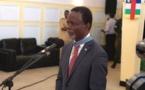 Le chef de la MINUSCA Parfait-Onanga-Anyanga fait ses adieux à la République centrafricaine