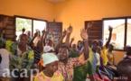 Poursuite de la sensibilisation sur le processus de désarmement dans la commune de Zotoa-Bangarem