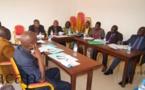 Le ministre Come Assane préside la première réunion du comité de pilotage du Cadre Intégré Renforcé