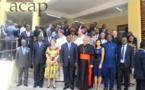 Le président Faustin-Archange Touadéra inaugure un centre de référence pour la ré-nutrition thérapeutique