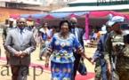 Célébration à Bangui de la journée internationale de la femme
