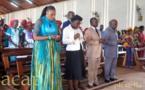 Messe de requiem pour le 60ème anniversaire de la disparition du président Barthélémy Boganda