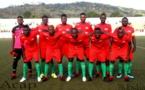 Football : Le Stade Centrafricain et Castel Foot se qualifient pour la demi-finale de la Coupe Touadéra