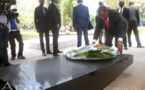 Commémoration à Bobangui du 60ème anniversaire du décès du président Barthélémy Boganda