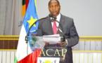 Le Président Faustin-Archange Touadéra évoque les avancées de ses trois ans de pouvoirs