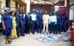 Lancement officiel à Bangui d'une semaine portes ouvertes sur les forces de sécurité intérieure