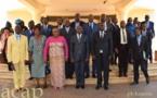 Le Premier-ministre Firmin Ngrébada appelle les partenaires à soutenir  le processus électoral 2020/2021