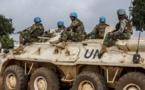 Des casques bleus de la MINUSCA délogent des éléments armés du FDPC à Zoukombo
