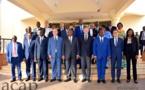 Deuxième Réunion  à Bangui du groupe international de soutien à la République Centrafricaine (GIS-RCA)