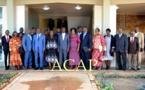 Pré-validation de la stratégie nationale de bonne gouvernance en RCA