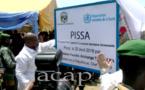 Le président Faustin-Archange Touadéra lance la couverture sanitaire universelle à Pissa