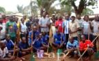 Le ministre Haut-Commissaire Armel Ningatoloum-Sayo lance les activités de la journée pionnière