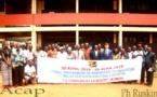 Célébration de l'an 1 du Réseau des Journalistes et des Médias centrafricains pour l'Initiative ''la Ceinture et la Route''