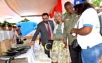 Lancement à M'baïki d'un programme de relance agropastorale financé par l'Union européenne