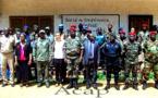 Ouverture à Bangui d'un atelier de formation des pairs éducateurs au sein des forces de défense et de sécurité