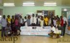 Les médias et les élections au menu d'un « café-média » des blogueurs centrafricains