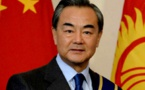 Le conseiller d'État et ministre chinois des Affaires étrangères, Wang Yi, évoque les résultats du 2ème Forum de « la Ceinture et la Route » pour la coopération internationale