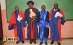 Poursuite de la session de soutenance de thèse de doctorat des 32ème et 33ème promotions de la faculté de médecine de l'université de Bangui