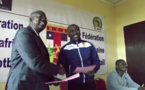 """L'entraîneur Bruce Abdoulaye signe avec la Fédération Centrafricaine de Football pour encadrer les """"Fauves du Bas-Oubangui"""""""