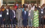 Ouverture à Bangui des travaux de l'Assemblée générale ordinaire de la Fédération Centrafricaine de Football
