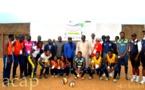Beach-Volley : les Fauves du Bas-Oubangui qualifiés pour les 2èmes jeux africains de Rabat au Maroc