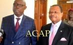 Le président de la BDEAC fait la revue des projets avec le gouvernement