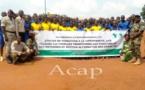 Ouverture à Nzila du deuxième atelier de formation de la Jeunesse Pionnière Nationale