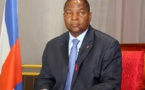Le président Faustin-Archange Touadéra prend part au Forum mondial pour la culture de la paix à la Haye aux Pays-Bas