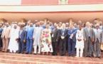 Clôture à Bangui de la 74ème session de l'union parlementaire africaine