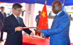 La Chine octroie une aide budgétaire à la République centrafricaine